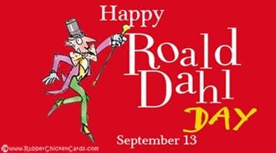 Happy Roald Dahl Day