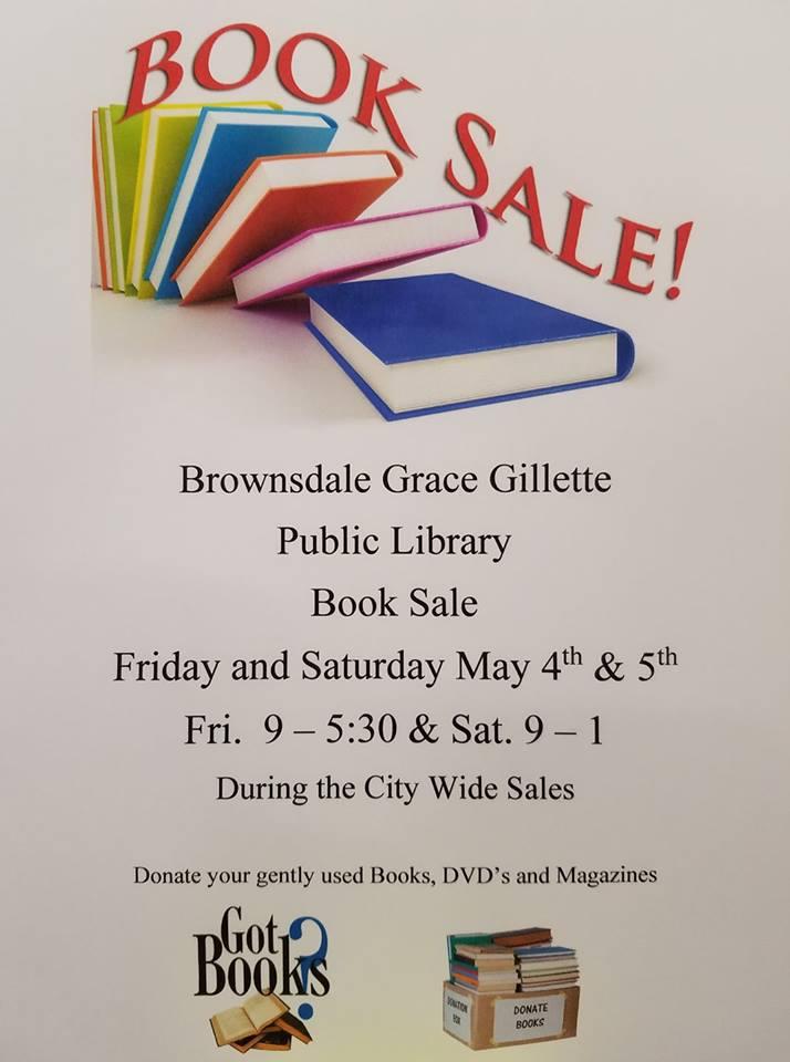 cc00e79aaa249 Spring Book Sale