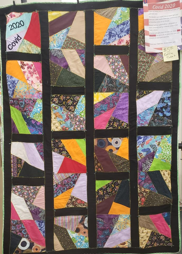 Covid Quilt